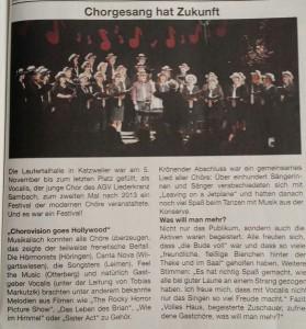 Nachbericht Stadt- und Land-Kurier Otterbach-Otterberg