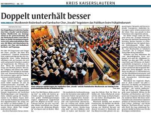 Artikel Rheinpfalz 9.5.17