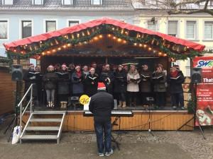 Weihnachtsmarkt KL 9.1.17 Foto 1