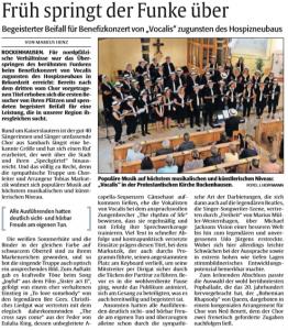 Rheinpfalz 30.5.18