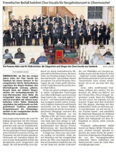 Zeitungskritik Obermoschel
